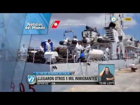 Visión 7 - Noticias del Mundo