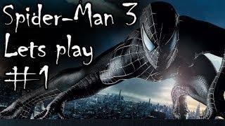 Посмотреть прохождения игры человек паук 1