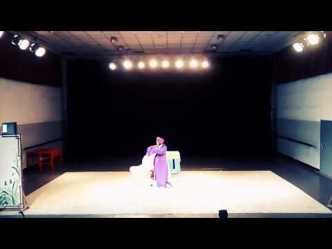 Wuxi Culture and Arts School (无锡文化艺术学校) high school students' Peking Opera performance