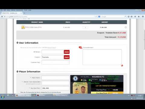 FIFA 15 - Goldah.com Express Way For Getting Cheap Fast & Safe FIFA 15 Coins