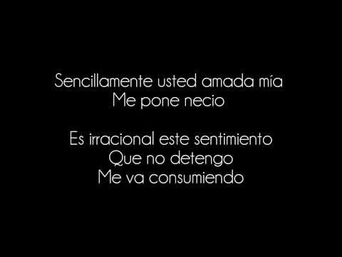 Romeo Santos - Necio (Letra/Lyrics)