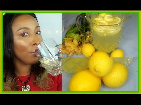 STOP! YOU ARE MAKING A BIG MISTAKE DRINKING LEMON WATER LIKE THAT, HOW TO MAKE LEMON WATER  K.Beauty