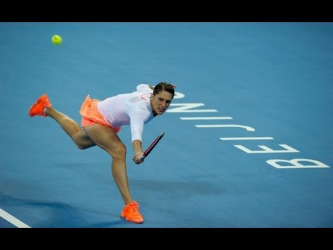 2013 China Open Day 3 WTA Highlights