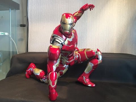 Hot Toys Ironman Mk43 Age Of Ultron