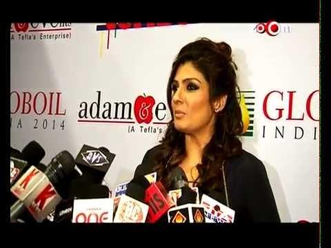 Soha Ali Khan and Raveena Tandon at an Fashion event! | Bollywood News