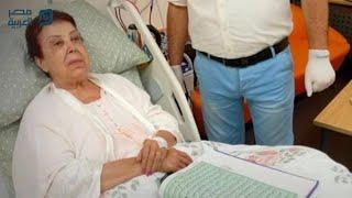 بعد رسالتها المؤثرة.. تدهور حالة رجاء الجداوي ونقلها للعناية المركزة