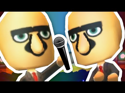 TRAYAURUS' EPIC PERFORMANCE!! | Tomodachi Life #4