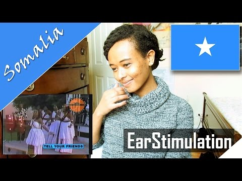 Listening to Somali Music for the First Time ft. Diriyam | EarStimulation