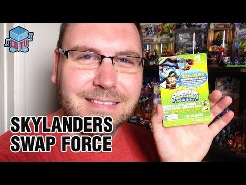 COTVlogs - Skylanders Swap Force TARGET Exclusive Pre-Order Bonus