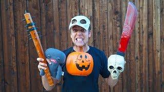 WILL IT JUGGLE?! *Halloween Edition*