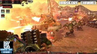 Warhammer 40 000 multiplayer Hardcore - Winner test v3.0 - Орки