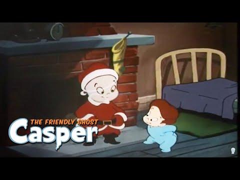 Casper Classics | True Boo/Kids From Mars | Casper the Ghost Full Episode