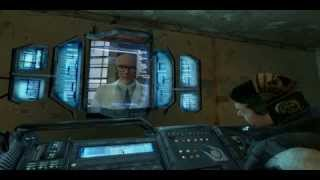 Half Life 2 Mac performance/gameplay intro