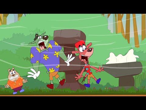 Rat-A-Tat | Chotoonz Kids Cartoon Videos | 'DON'S VACATION