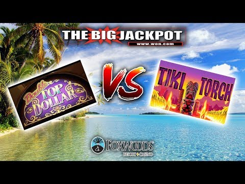The Raja Presents: Tiki Torch VS. Double Top Dollar @ Foxwoods With A Patreom Member Win!