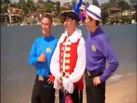 The Wiggles-Pirates
