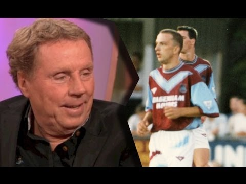 Harry Redknapp reunited with West Ham fan Steve Davies on The 1 Show!