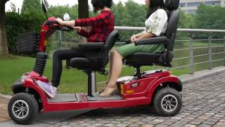 WISKING MOBILITY SCOOTER 4029B