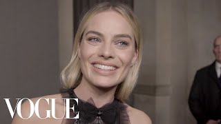 Margot Robbie, Penélope Cruz and More Go Inside Chanel's Métiers d'Art Show | Vogue
