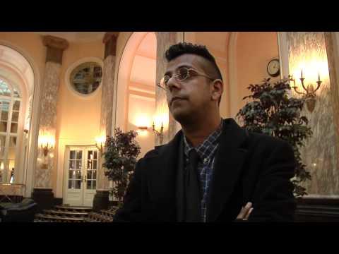 Dr. Simon Singh - Challenge Sally - Merseyside Skeptics Society