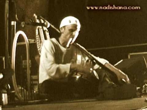 "Nadishana @ ""Le Rêve de l'Aborigène"" '09 Festival - Solo on Futujara and Water Udu"