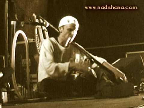 "Nadishana @ ""Le Rêve de l'Aborigène"" '09 Festival - Solo on Futujara and Water Udu"