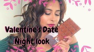 Gold and Bronze Valentines Date Night Look | Chermel's World