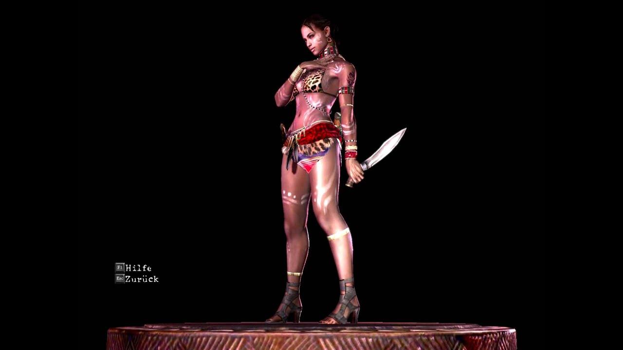 Sheva from resident evil 5 naked erotic movie