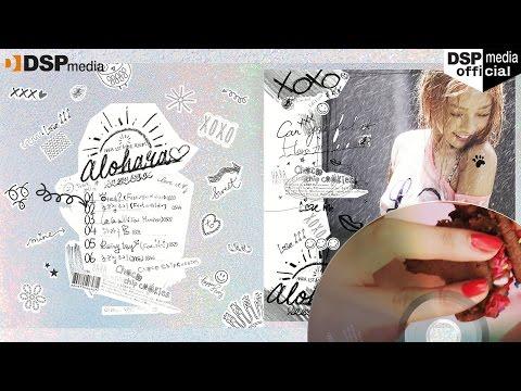 download lagu PREVIEW GUHARA구하라 _ 1ST MINI ALBUM ALOHARA PREVIEW gratis