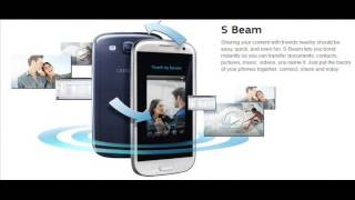 Samsung Galaxy S3  Features and Components Description
