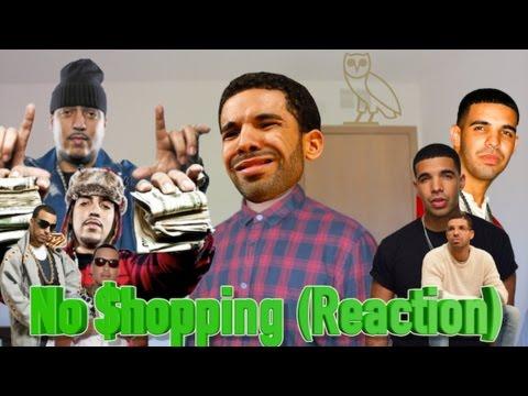 Drake ft French Montana - No Shopping (Reaction/Review) (Joe Budden Diss?)