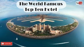 World's Famous Top Ten UnderWater Hotel || Video By YouTYub