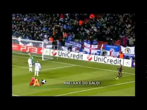 Atlético contrata o atacante francês Nicolas Anelka