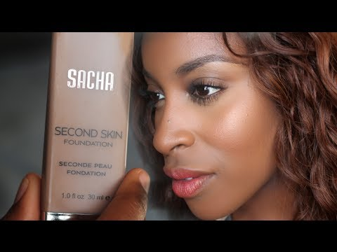 Sacha Cosmetics Review + Demo