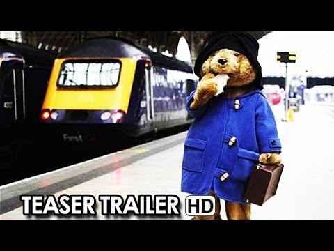 Paddington - Official Teaser Trailer (2014) HD