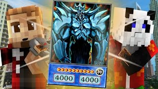 Minecraft Yugioh! #14 - OBELISK THE TORMENTOR! (Anime Minecraft Roleplay)