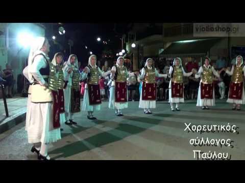 Χορευτικό Ακραίφνιο-Πτώια 2011 by viotiashop.gr