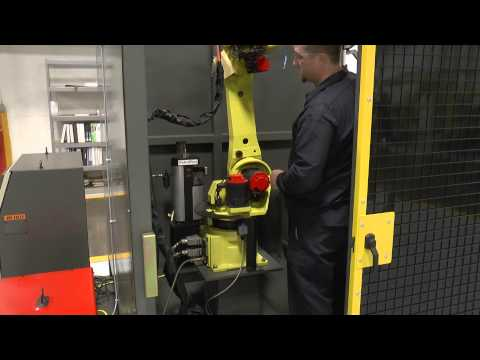 Robot Travel Hard Stop Safety Features