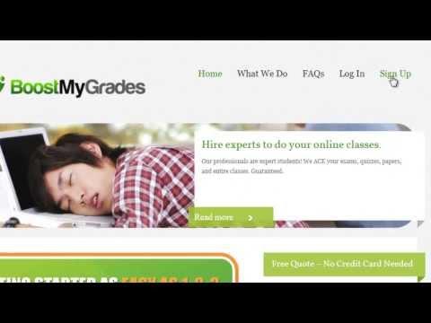 help online class reviews