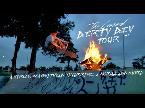 Lowcard Dirty DIY Tour