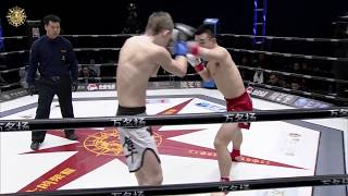 """Tiger"" Tie Yinghua fought against the former world first Varga Gabriel"