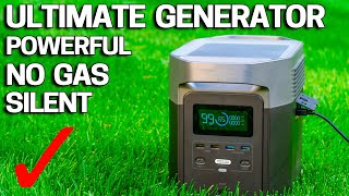 Ultimate Home Generator? - Ecoflow Delta / Portable Backup Power