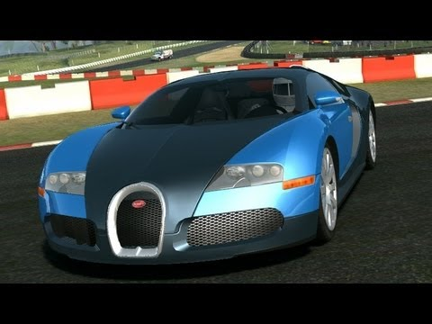 Real Racing 3 Bugatti Veyron 16 4 Youtube