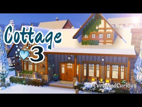 Windenburg Cottage 3 // The Sims 4 Speed Build