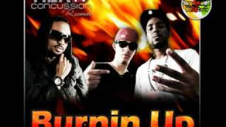 Burnin Up - Russian ft Chan Dizzy & Machel Montano
