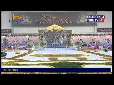 PARSANG dhan Guru Nanak Dev Sahib ji sant sujan singh ji maharaj...