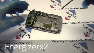 Nokia E61 Disassembly Energizerx2