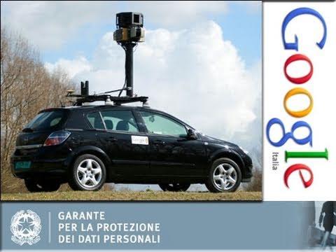Garante della Privacy contro le Google Cars - TVtech