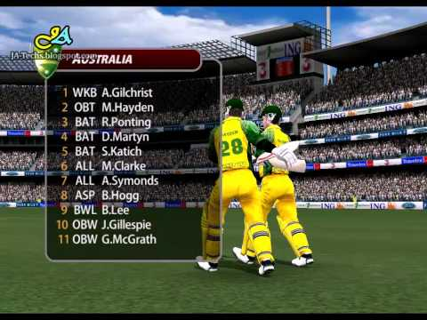 Download EA Sports Cricket 2005 PC Game