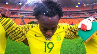 Percy Tau VS Seychelles (Home) AFCON Qualifiers 720pi HD (13/10/2019) MagnoliaArtsComps